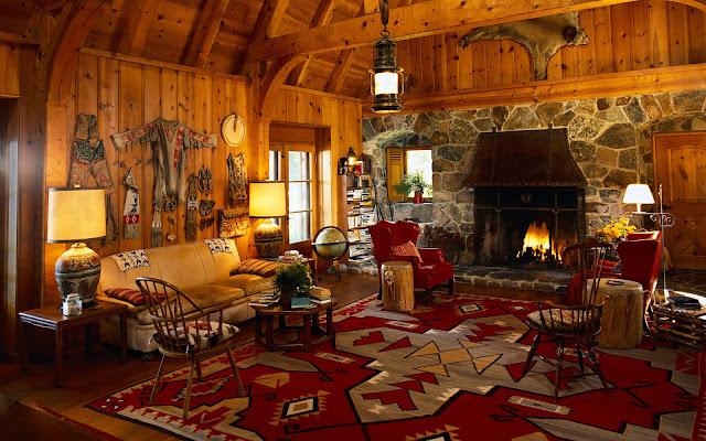 Idées de décoration Lodge