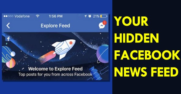 The hidden facebook explore feed is full of goodies