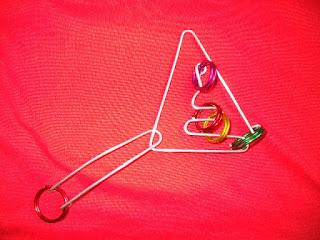 juegos ingenio alambre, barato, alargados, imposibles,  espiral corazon puzzles balanza, metal puzzles with solutions