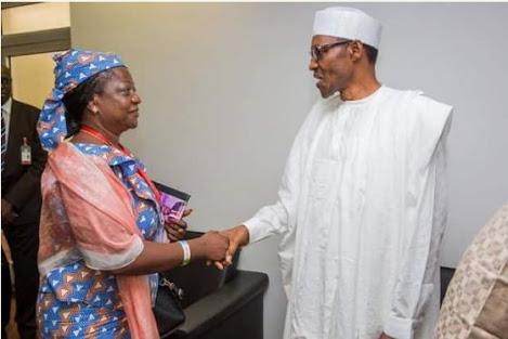 """Niger Delta Loves Buhari, People Think We Hate Him"" - Lauretta Onochie"