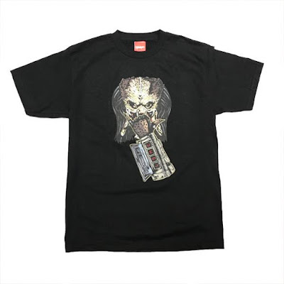 The Predator Shaka T-Shirt by Lightsleepers