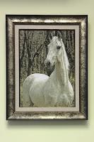 Вышивка лошади