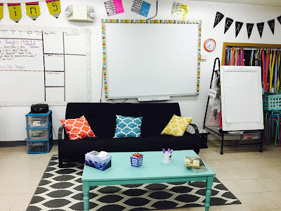 The Snarky Gingersnap My Flexible Seating Classroom