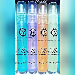 Iv mist aromatic nano oil