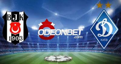 Odeonbet Beşiktaş Dynamo Kiev Bahisleri 28.09.2016