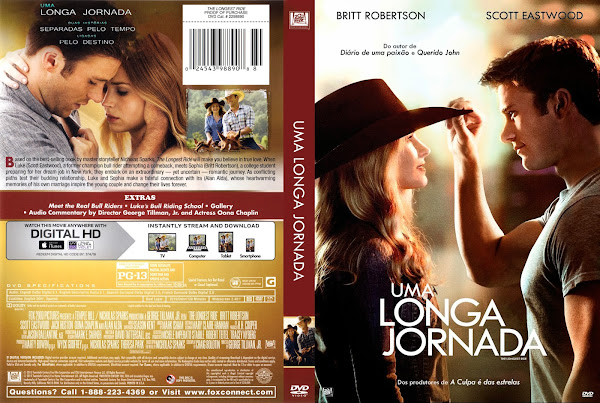 Uma Longa Jornada Torrent - BluRay Rip 720p e 1080p Dual Áudio 5.1 (2015)