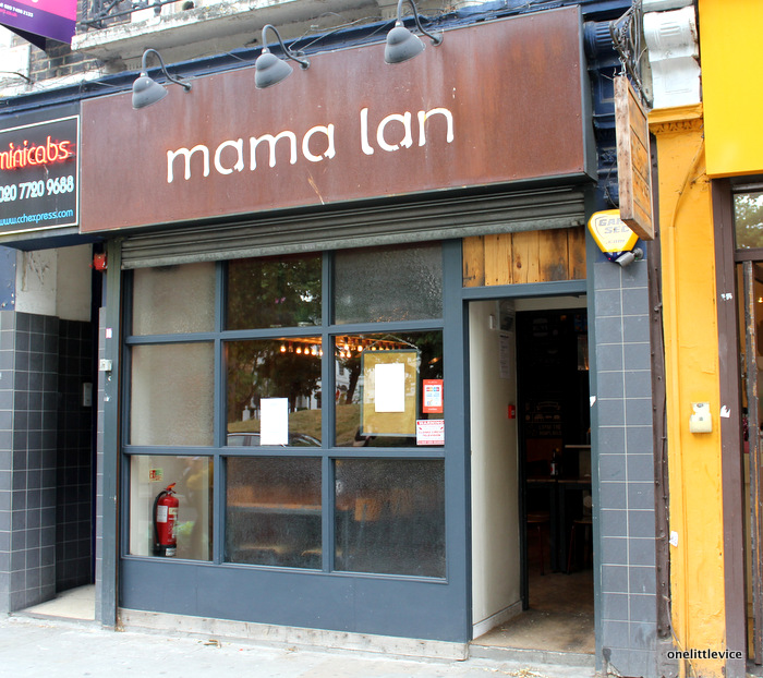 one little vice beauty blog: where to get chinese food in clapham common