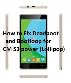 Fix Device Dead Boot Loop - Bikeriverside