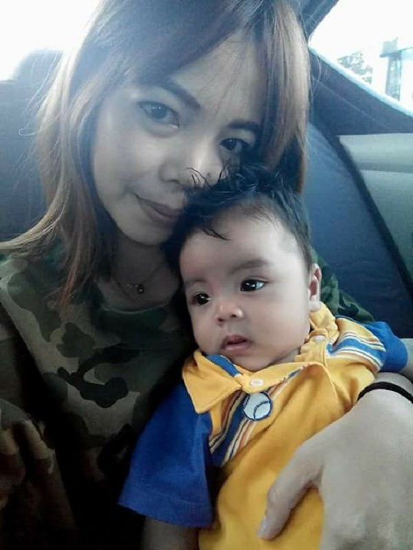 Baby Angelo dies boat trip Cebu to Manila