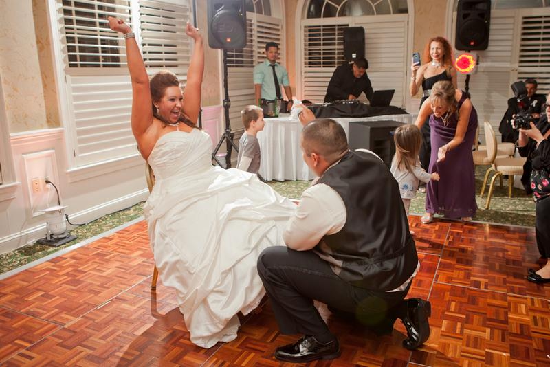 Purple Summer Virginia Wedding By Lelia Marie Photography