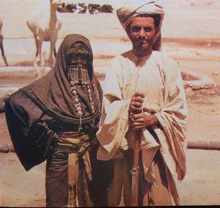 Foto Suku nomad Yaman Utara