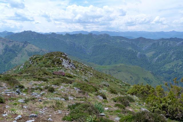 Foz de Moñacos y Los Cubilones - Parque Natural de Redes