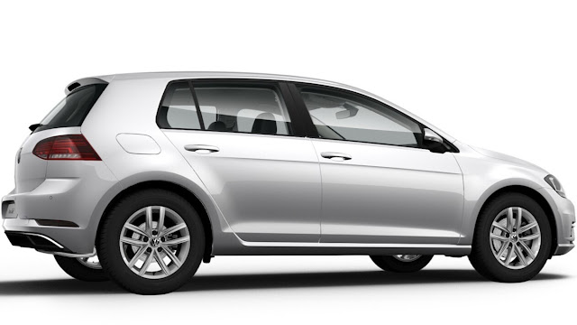 VW Golf Comfortline 2018 TSI Automático - Básico
