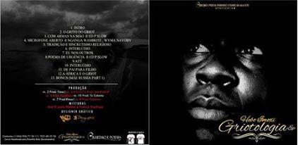 Griotologia é o Segundo EP de Hebo Imoxi