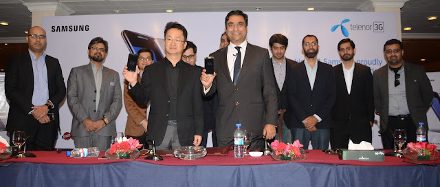 Telenor Pakistan becomes exclusive launch partner for Samsung Galaxy S7 and S7 Edge