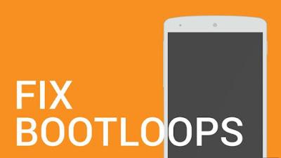 anda bootloop dan restart secara terus terusan Tutorial Atasi Xiaomi Redmi 3 Bootloop Restart Terus Menerus
