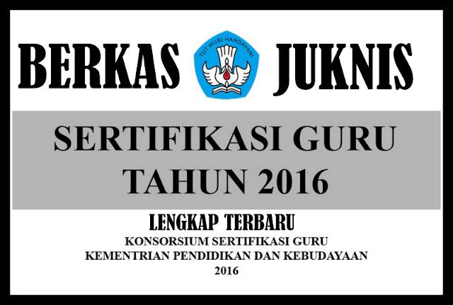 Download Berkas Dan JUKNIS Sertifikasi GURU Terbaru