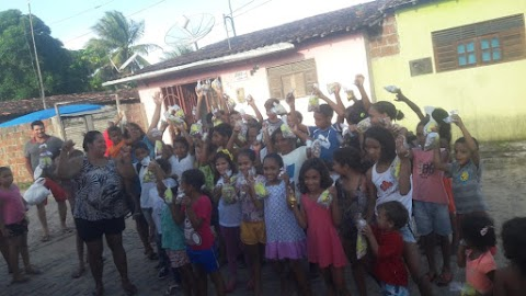Projeto Social da Páscoa na Campina completa 5 anos de existência
