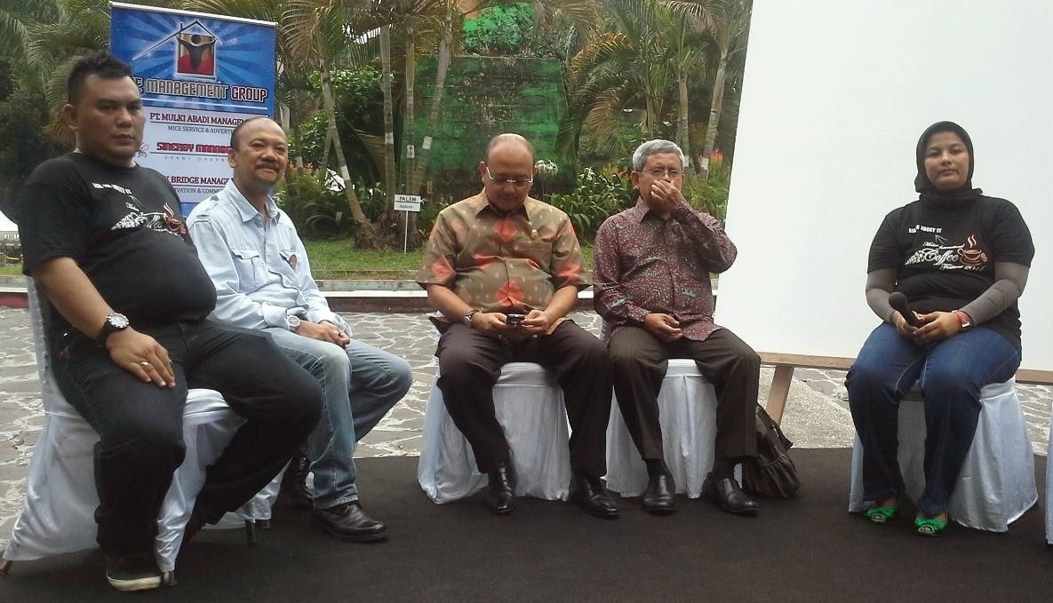 Festival Kopi Medan - Dzulmi Eldin