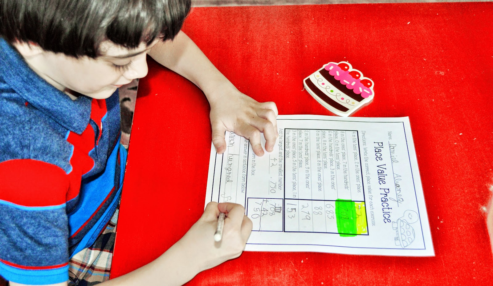 The Hermit Crabs Homeschool Second Grade Math