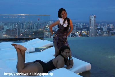We 39 Ll Tell You A W Couple 39 S Blog Marina Bay Sands Infinity Pool