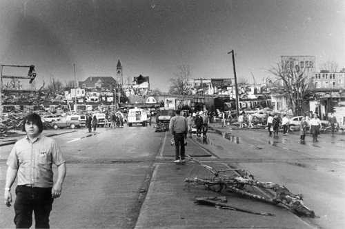 Today In Weather History The 1974 Super Outbreak