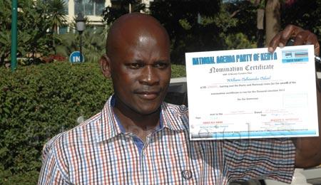 Kenya Democracy Project: Oduol vs  Oduor in Gubernatorial Face Off