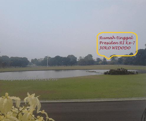 Workshop Renovasi Istana Kepresidenan Bogor