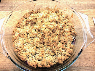 Grain Free Crumble topping