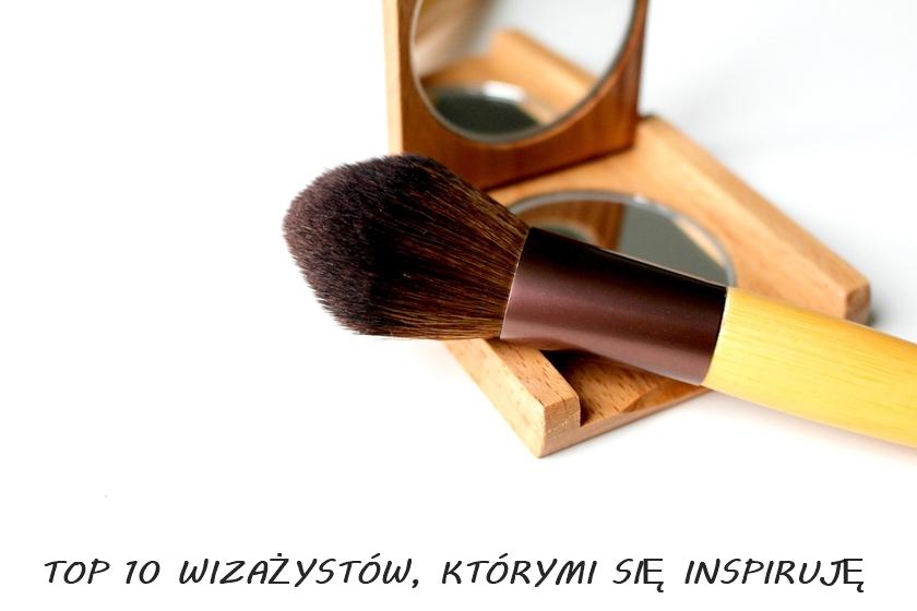 Lista wizażystów, którzy są dla mnie największą inspiracją! cz.1