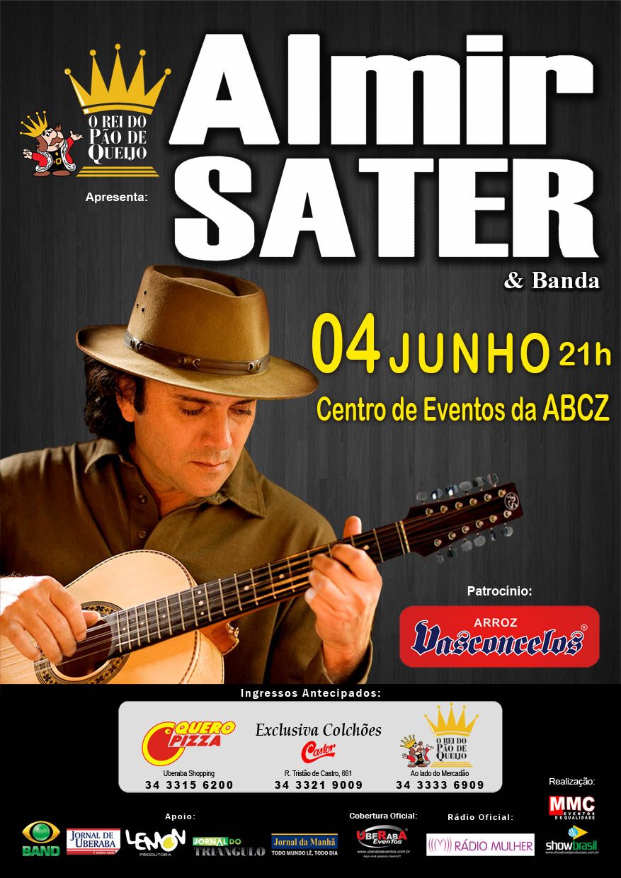 dvd almir sater 2011