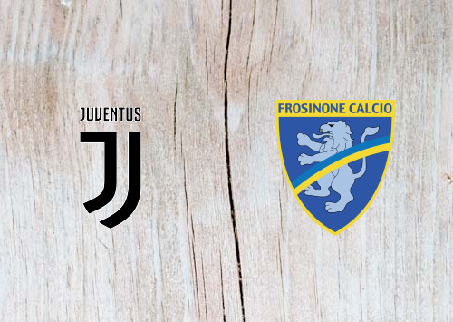 Frosinone vs Juventus Full Match & Highlights 23 September 2018