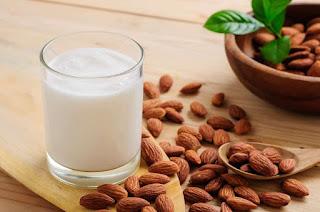Manfaat Susu Almond Untuk Kesehatan