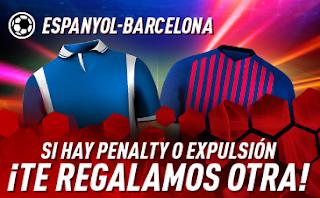 sportium Promo Espanyol vs Barcelona 8 diciembre