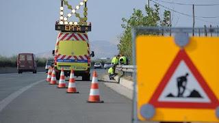 Προσωρινές κυκλοφοριακές ρυθμίσεις στην Πιερία
