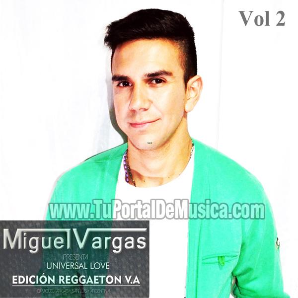 Universal Love Reggaeton Vol. 2 (2016)