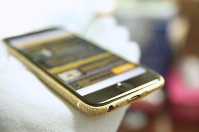 thay vỏ iphone 6 chính hãng