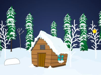 Games2Rule Snow Forest Christmas Escape Walkthrough