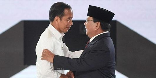 Soal Impor, Prabowo ke Jokowi: Ini Kesalahan Besar Presiden-presiden Sebelum Bapak