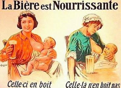 Beer is Nourishing