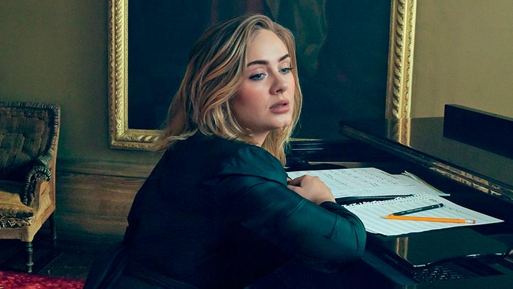 Esta será a segunda vez em que Adele trabalha com o diretor.
