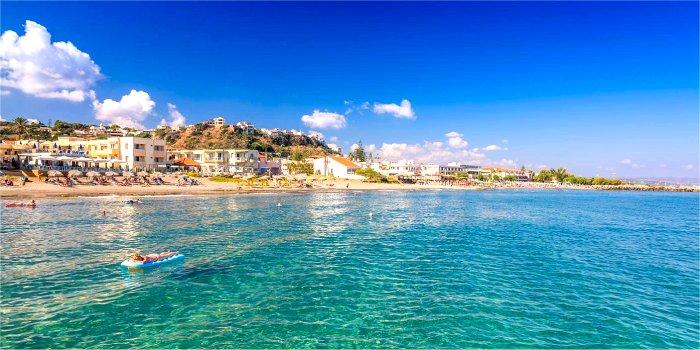 Città dove alloggiare a Creta, Grecia