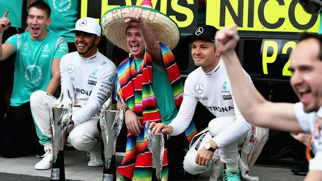 Rosberg Akui Hamilton Lebih Kencang