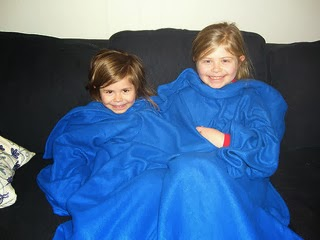 Image: The Snuggie is a Big Hit in My House, by Shawn Collins, on Flickr