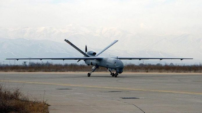 UAV MALE ANKA Blok B Turkish Aerospace Industries