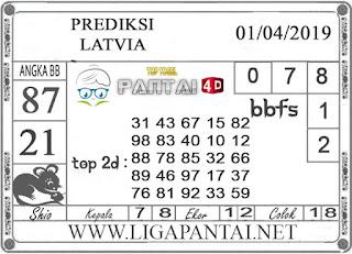 """Prediksi Togel """"LATVIA"""" PANTAI4D 01 APRIL 2019"""