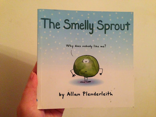 Our Christmas Book Advent tree   Ideas for the Best Children's Books to Buy this Christmas - The Smelly Sprout