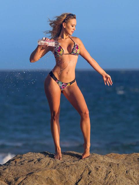 Ava Lange – 138 Water Bikini Photoshoot
