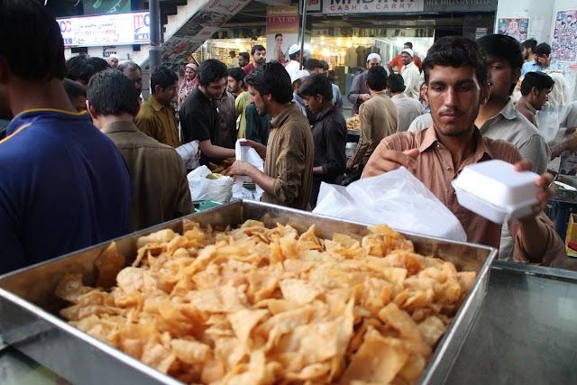 أول يوم من شهر #رمضان في العاصمة الباكستانية #إسلام_أباد