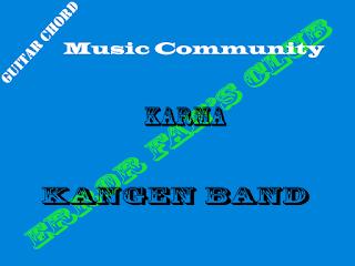 Chord Gitar Kangen Band  | Karma